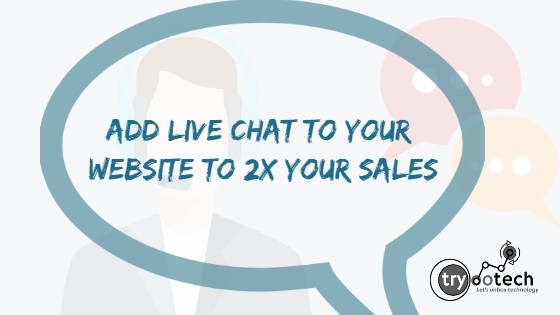 Add Live Chat to Website