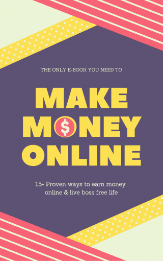 online earning ideas ebook