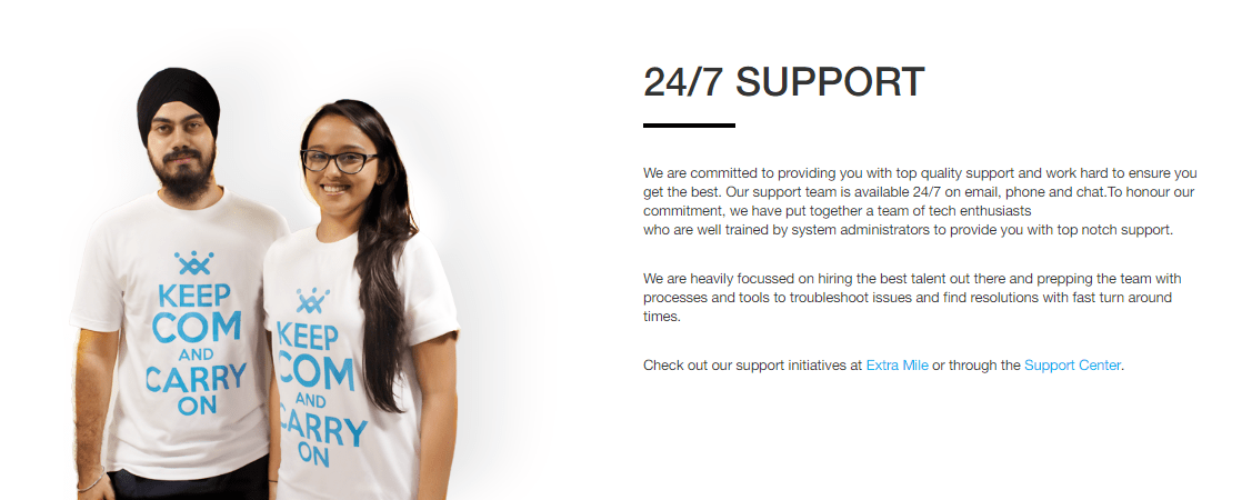reseller club support