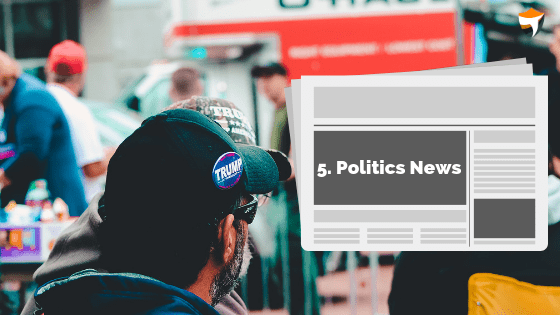Politics News Niche