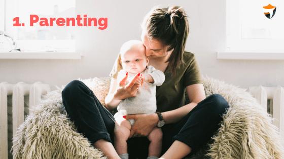 Parenting niche ideas