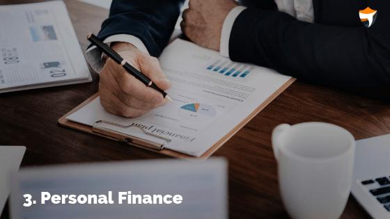 Personal Finance niche idea