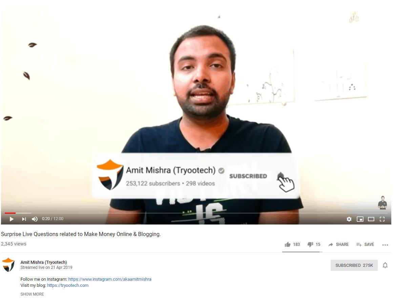 grow YouTube fan base