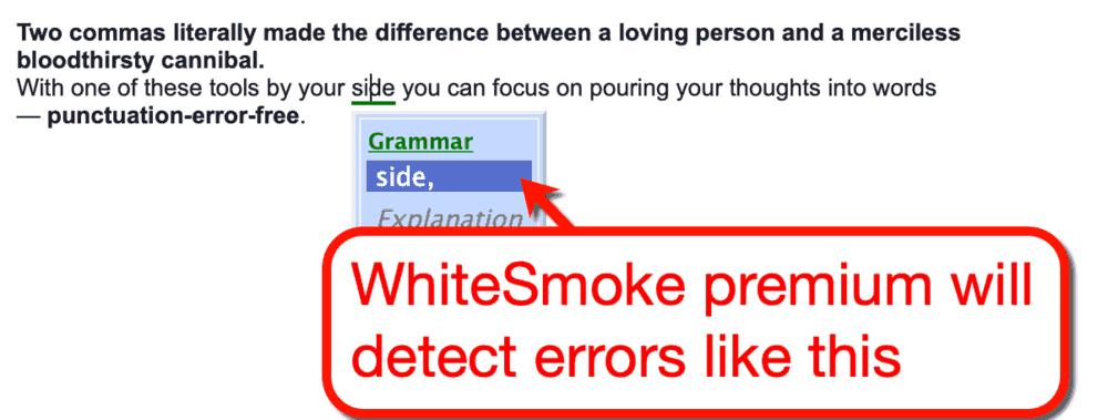 whitesmoke premium