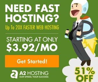 A2Hosting discount