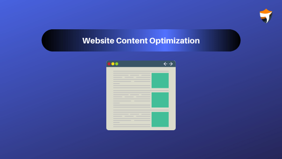 Website Content Optimization