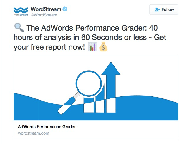 wordstream-grader-twitter-ad-example