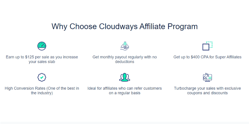why choose cloudways affiliate program