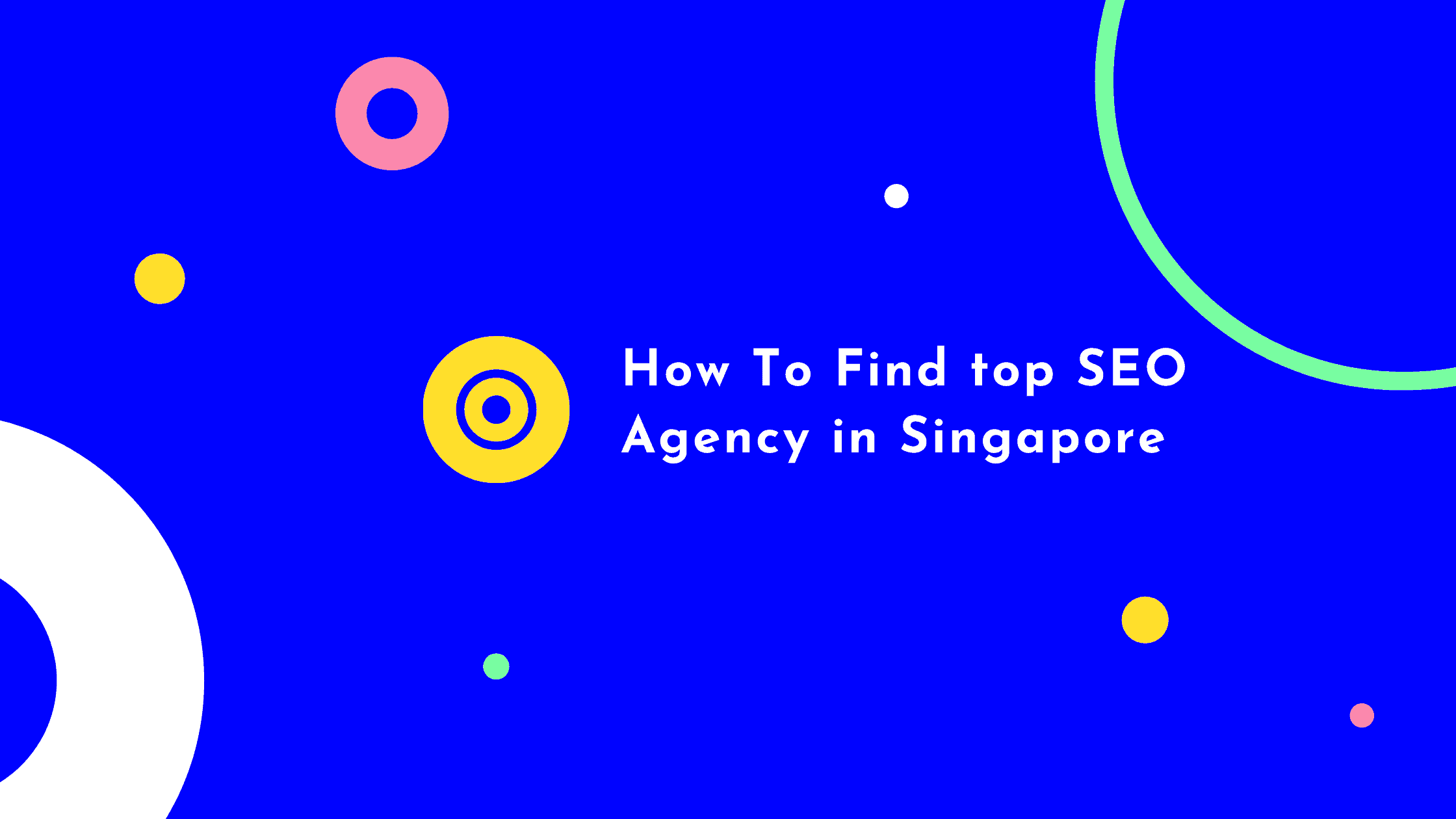 seo agencies in singapore